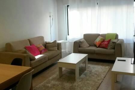 Apartamento moderno muy céntrico - Vitoria-Gasteiz