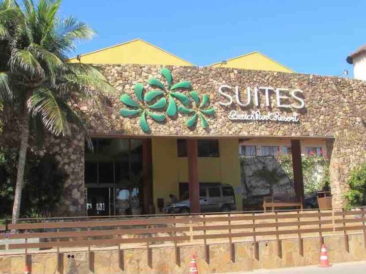 Suites -  Beach Park Resort - Vista Mar 02