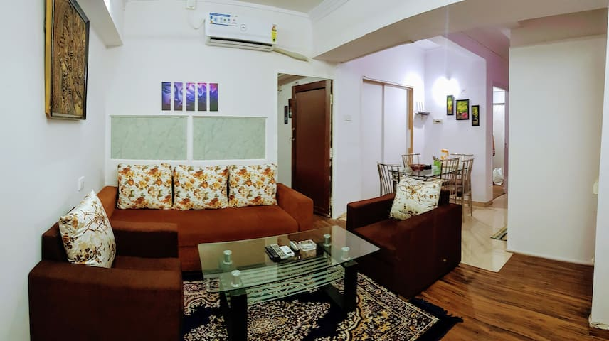 Bliss 25: 3BHK Apartment OPP Kokilaben Hospital