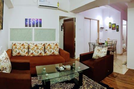 Bliss 25: 3BHK Apartment OPP Kokilaben Hospital