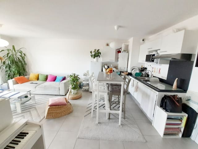 Joli Appartement à 15 min de Toulouse