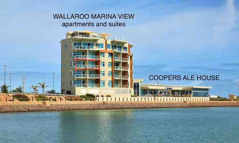 Wallaroo Marina Stays Apartment Rm17