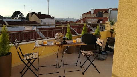 Lovely appartement (+parking et wifi)