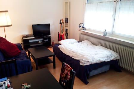Schönes Zimmer in Konstanz/Nice room in Constance - Konstanz - Lägenhet