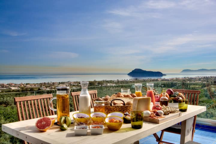 Your Greek dream at Villa Emanuele