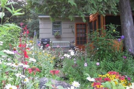 Torch Lake- Flower Garden Cabin - Rapid City - Nature lodge