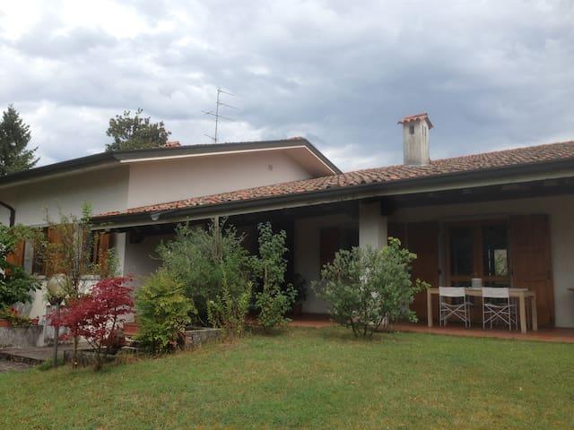 Villa Arte & Mosaico - Spilimbergo - Vila