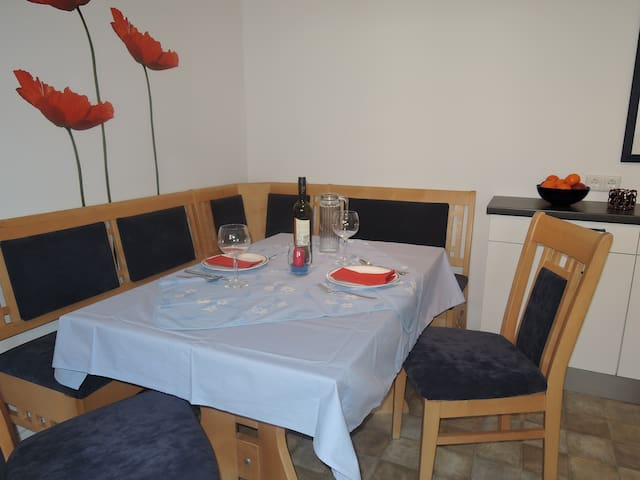 Country apartment near the city - Klagenfurt am Wörthersee - Apartment