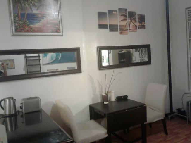 Furnished private large room at a great location