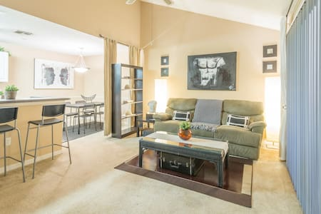 Cozy Apartment in Uptown Altamonte Springs - Altamonte Springs - Wohnung