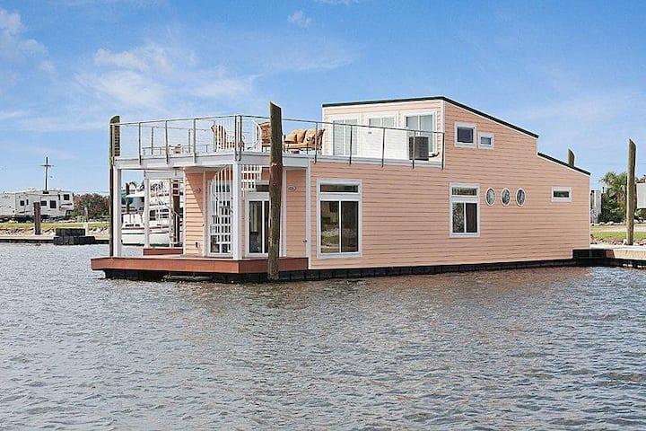 Luxury Floating Villa