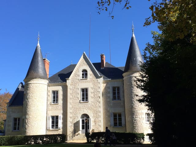 Chateau Gué Chapelle - Nouzilly