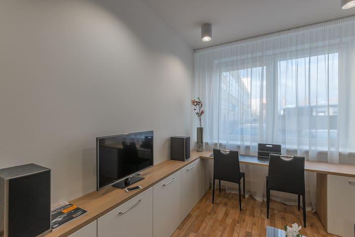Smart apartaments for smart people - Riga - Appartement