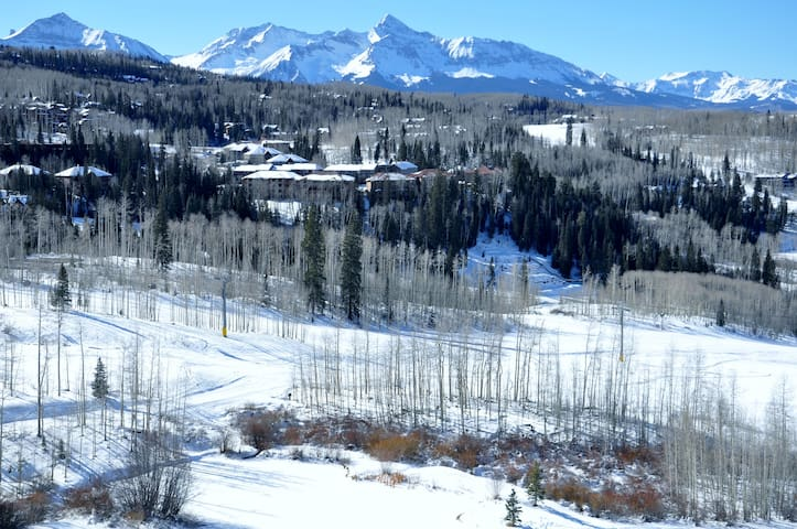 Peaks Penthouse 622 - 3bd/3bth - Mountain Village - Apartment