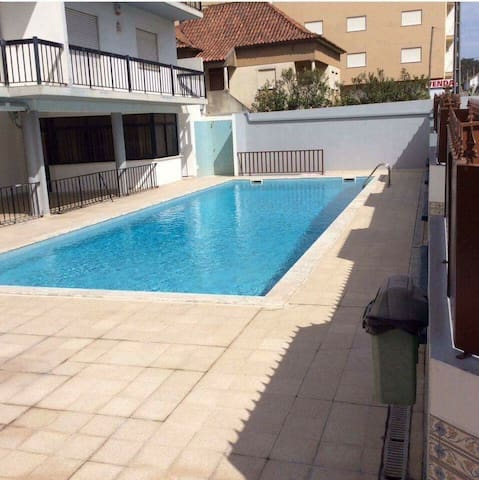 Duplex apartment  with pool- 100m from the beach - Pedrogão - Byt