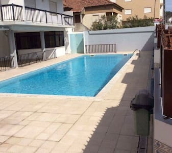 Duplex apartment  with pool- 100m from the beach - Pedrogão