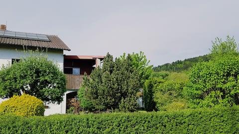 Seibelsdorf Marktrodach, Walking and cycling area