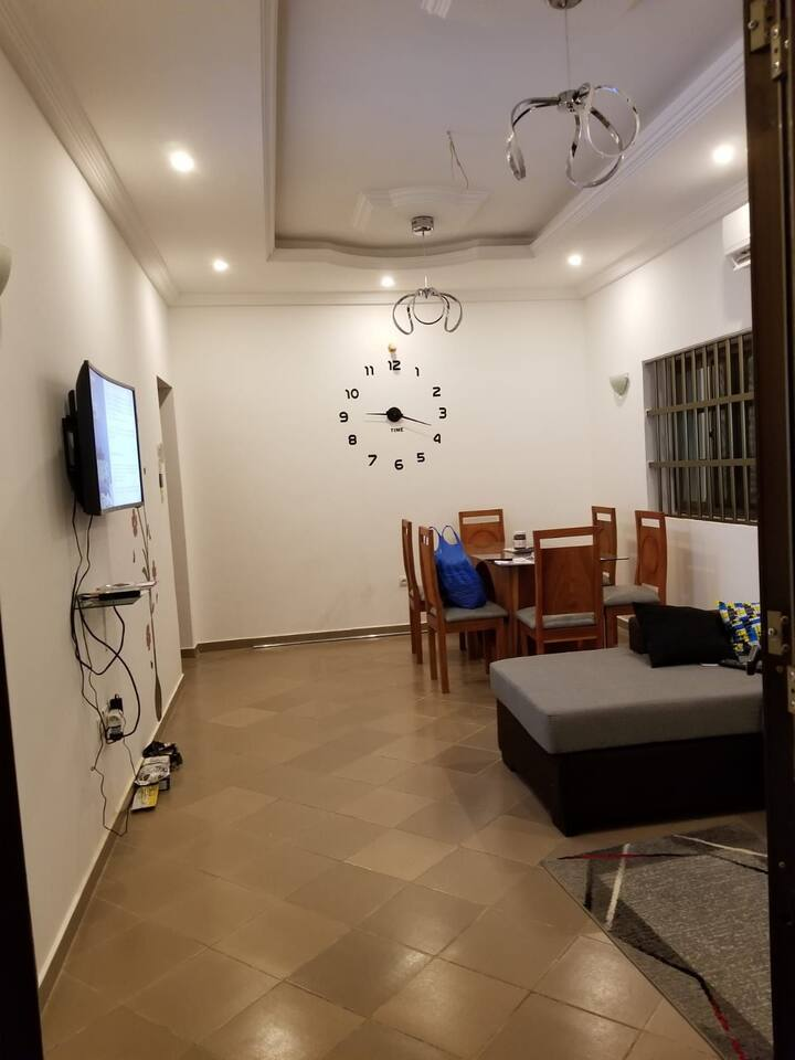 Maison à Cité GCITT Ouèdo, Abomey Calavi, Bénin