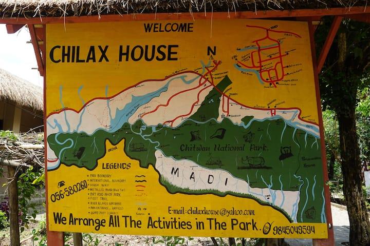 Chilax House