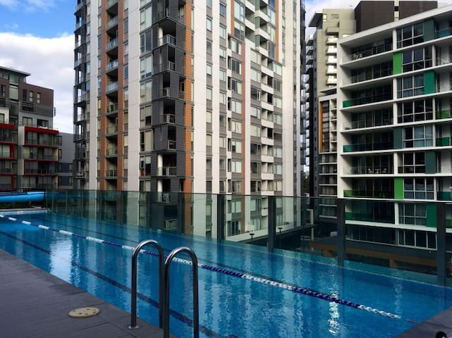 New high quality building - Wolli Creek - Társasház