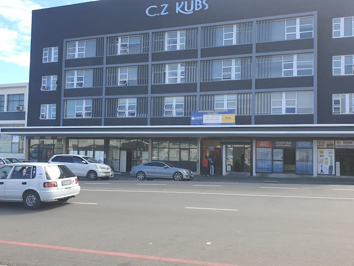 CBD, Downstairs & Closeby Shopping Centres