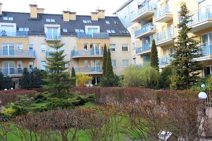 Apartament w Gdańsku-Wrzeszcz 64m2