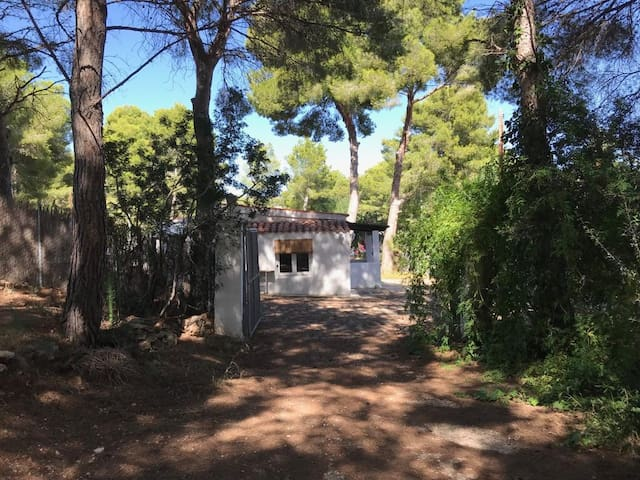 Casa independiente en cala pinets