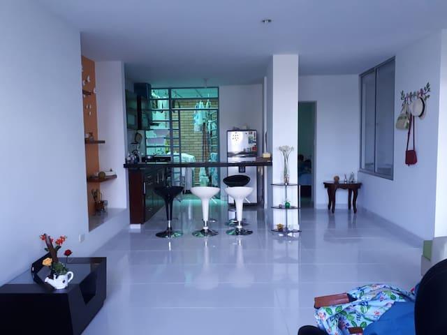 Cómodo y moderno Apartamento amoblado en Yopal
