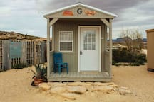 Little Gringo Terlingua Ghosttown Guesthouse for 2