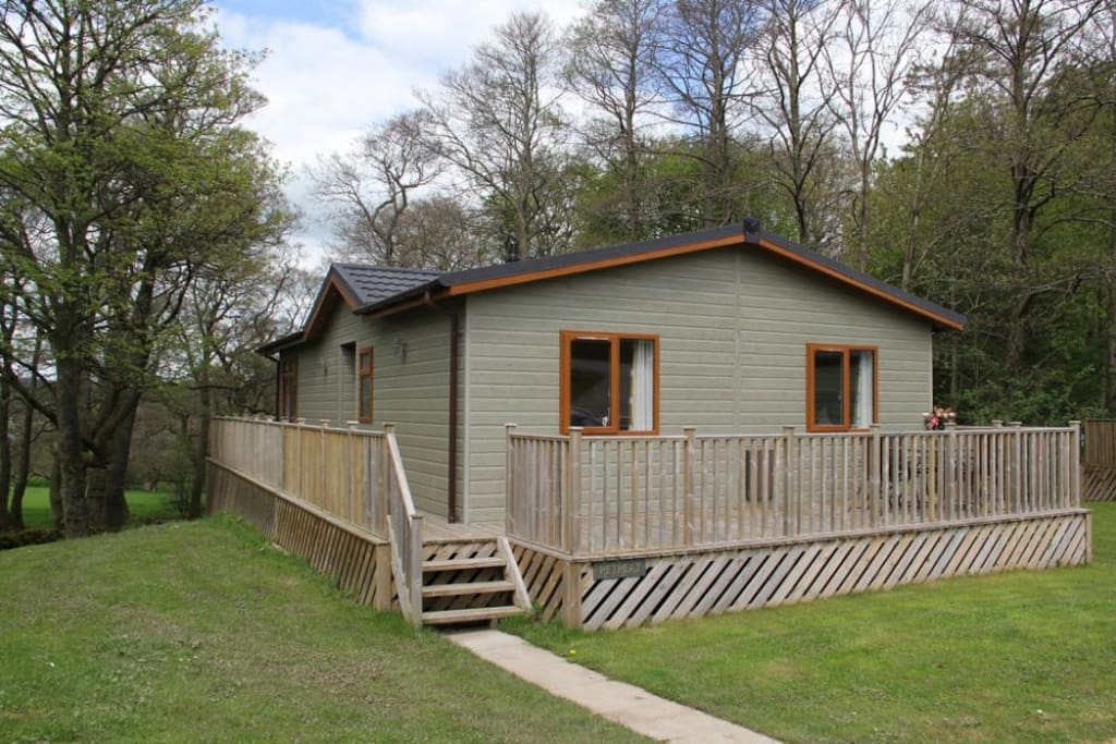 Hillside Park, self catering Pooley Bridge, Ullswater, External, Lakes Cottage Holidays