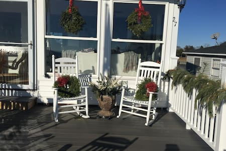 PERFECT ENDING WITH SPECTACULAR VIEWS - Branford - Σπίτι