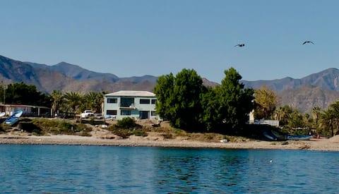 Romantic Getaway Villa San Bruno BCS Mex.