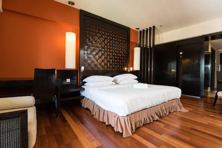 Resort Suites At Pyramid Tower - Petaling Jaya - Guest suite