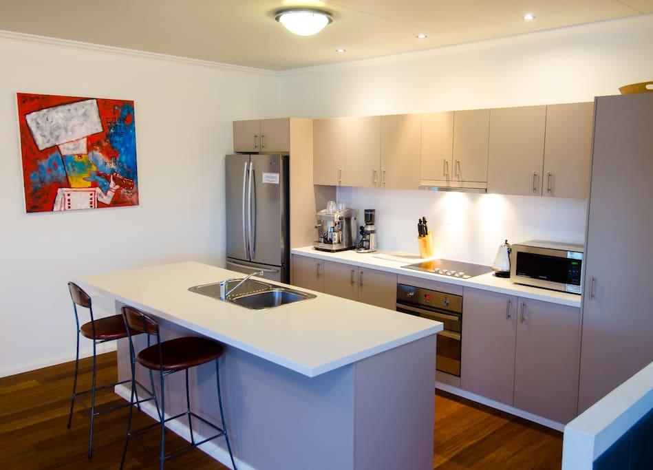 Modern convenient kitchen