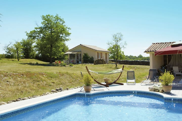 Gite avec piscine Padirac Rocamadour - Padirac - Natur-Lodge