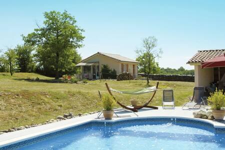 Gite avec piscine Padirac Rocamadour - Padirac - Natuur/eco-lodge