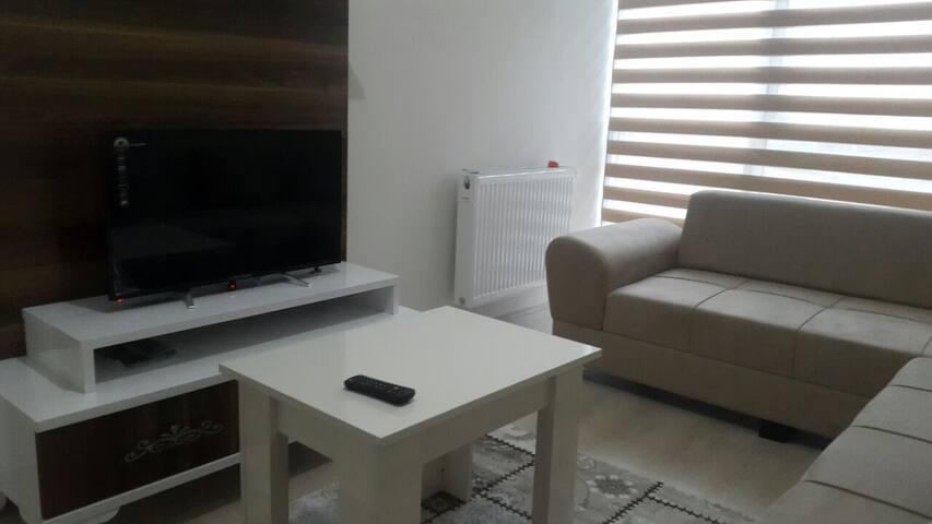MERKEZDE 1+1 APART - Eskişehir - Huoneisto