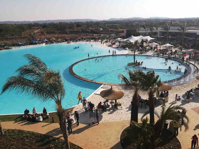 The Blyde Crystal Lagoon - Pretoria East