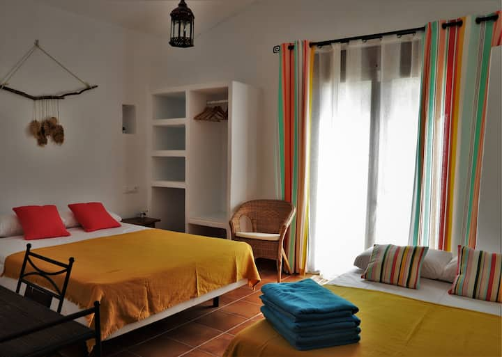 Kamer 2 (Finca la Meica): Enjoy feeling at home