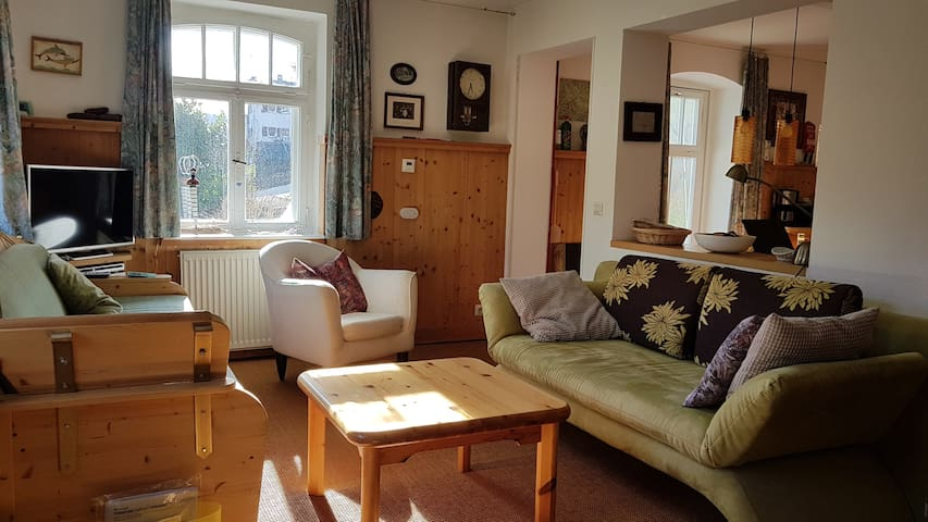 Cozy, beautifully located apartment in Schramberg