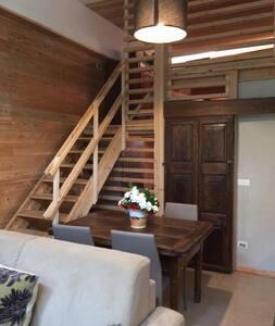 Le Lapin Blanc - Aosta - Loft