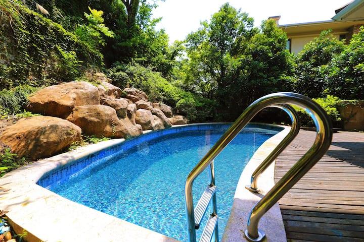 「尊悦千岛」希尔顿4居奢雅湖景独栋泳池别墅