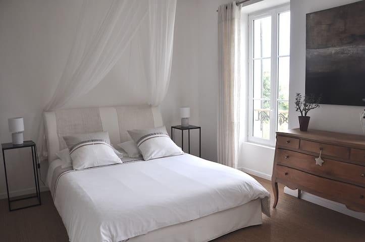 Maison d'Hôtes La Bonotière chambre de charme