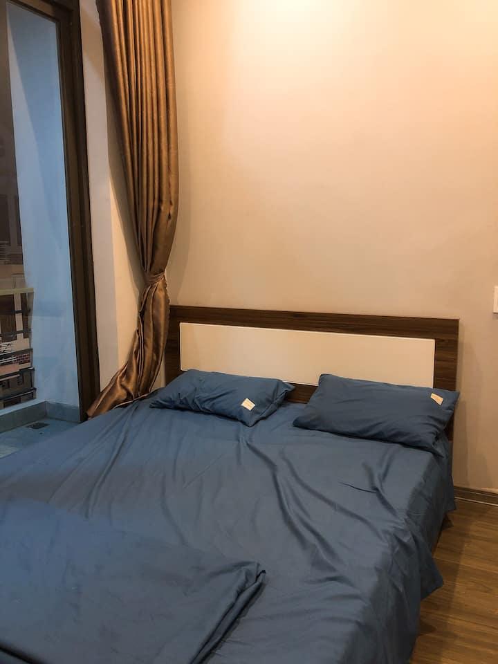 căn hộ 2 phòng ngủ đầy đủ tiện nghi