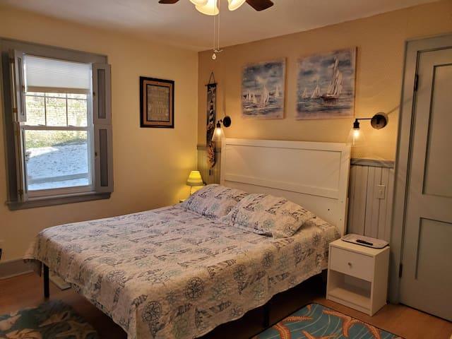 Boston stay with boutique B&B - Cape Cod Room