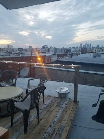 Top floor one bedroom/South Philadelphia