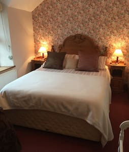 King Bed & Continental Breakfast - Llanbedr