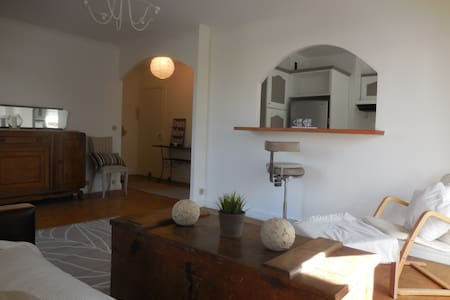 enjoyable 80 square metres apartement with garden - Wohnung