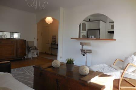 enjoyable 80 square metres apartement with garden - Apartmen
