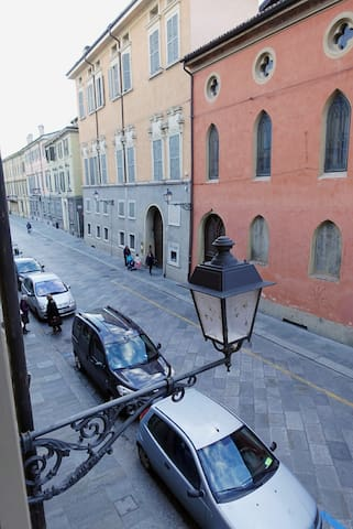 Delightful & Cozy 2 Bdrm Flat - Reggio Emilia